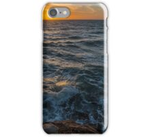 Sunset in Sicily iPhone Case/Skin