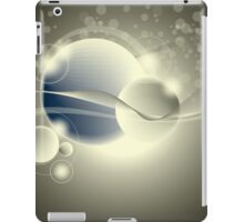 abstract graphics iPad Case/Skin