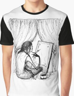 creative process Graphic T-Shirt