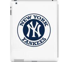 NEW YORK YANKEES LOGO iPad Case/Skin