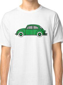 Volkswagen Bug green Classic T-Shirt