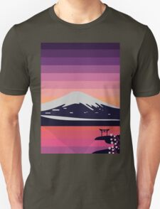 Sunset in Japan T-Shirt