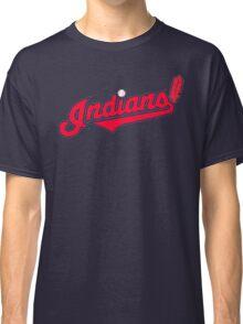 INDIANS BASEBALL TEAM Classic T-Shirt