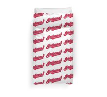 INDIANS BASEBALL TEAM Duvet Cover