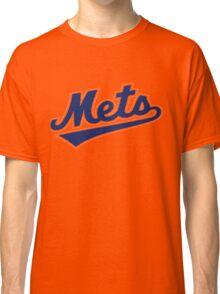 NY METS SIMPLE LOGO Classic T-Shirt