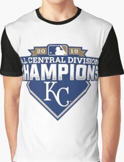 KANSAS CITY THE CHAMPIONS Graphic T-Shirt
