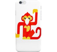 The Year of The Monkey  iPhone Case/Skin