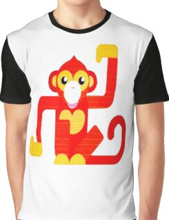 The Year of The Monkey  Graphic T-Shirt