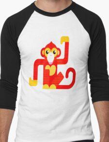 The Year of The Monkey  Men's Baseball ¾ T-Shirt