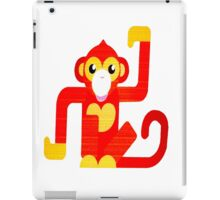 The Year of The Monkey  iPad Case/Skin