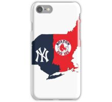 NY YANKEES X BOSTON RED SOX iPhone Case/Skin