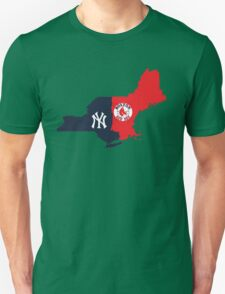 NY YANKEES X BOSTON RED SOX T-Shirt