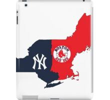 NY YANKEES X BOSTON RED SOX iPad Case/Skin