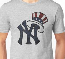 NEW YANKEES LOGO Unisex T-Shirt