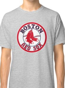 BOSTON RED SOX BASIC LOGO Classic T-Shirt