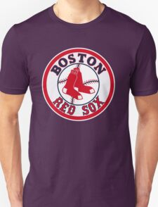 BOSTON RED SOX BASIC LOGO T-Shirt