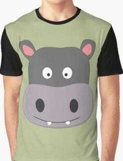 cute hippo Graphic T-Shirt