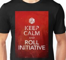 D&D Keep Calm Unisex T-Shirt