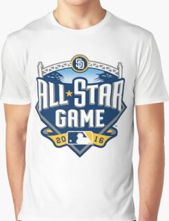 MLB ALL STAR GAME 2016 Graphic T-Shirt