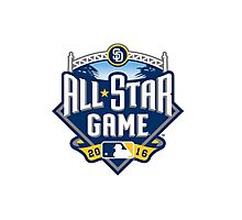 MLB ALL STAR GAME 2016 Photographic Print