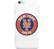 NEW YORK METS LOGO iPhone Case/Skin