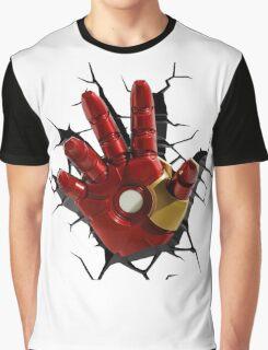 Iron man's hand Graphic T-Shirt