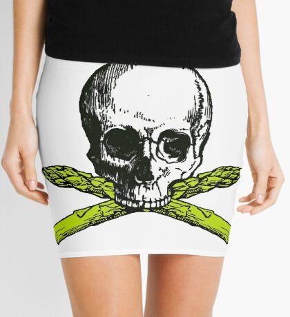 asparagus pirate Mini Skirt
