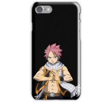 Fairy Tail - Natsu Dragneel iPhone Case/Skin