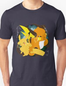Raichu badge T-Shirt