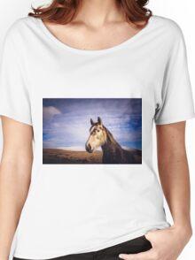 An Irish Horse Women's Relaxed Fit T-Shirt