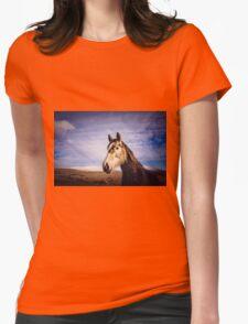 An Irish Horse Womens Fitted T-Shirt