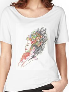 Art of Letting Go Women's Relaxed Fit T-Shirt