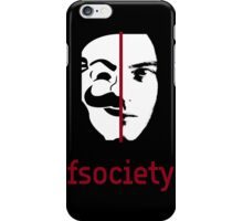 Mr. Robot - We Are The fsociety iPhone Case/Skin
