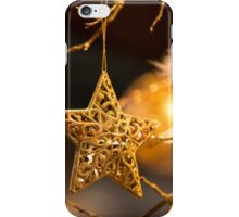 Christmas Star iPhone Case/Skin