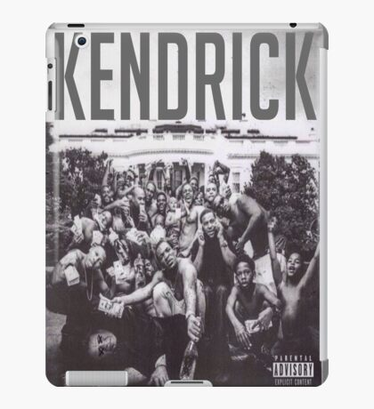 Kendrick - To Pimp A Butterfly iPad Case/Skin