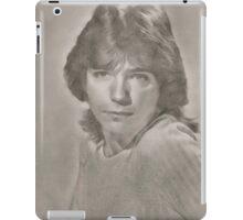 David Cassidy by John Springfield iPad Case/Skin