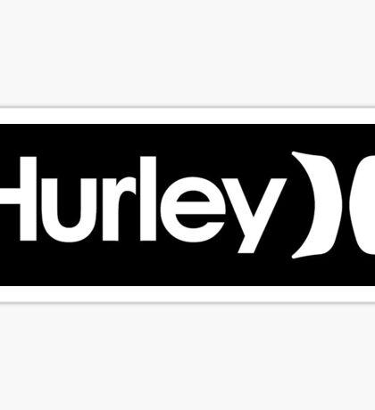Hurley Sticker