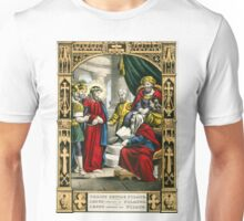Christ before Pilate - 1847 - Currier & Ives Unisex T-Shirt