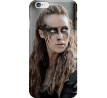 The 100 - Lexa (3x04) iPhone Case/Skin