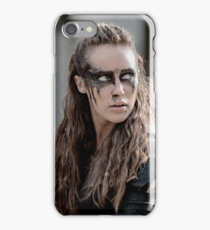 The 100 - Lexa (3x04) iPhone Case/Skin
