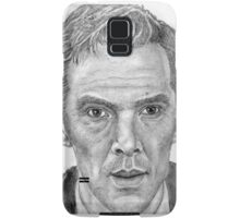 Cumberbatch Samsung Galaxy Case/Skin