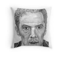 Cumberbatch Throw Pillow