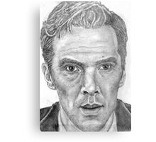 Cumberbatch Metal Print