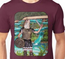 Roman Salmon Unisex T-Shirt