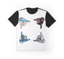 Surfs Up - Tee Print Graphic T-Shirt