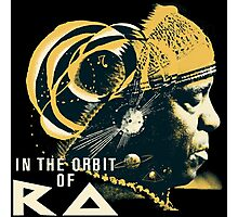 Sun Ra T-Shirt Photographic Print