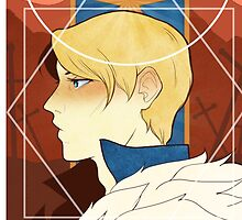 LAURENT by crowknight