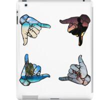 Surfs Up - Case & Skin Print iPad Case/Skin