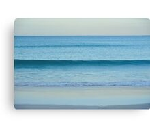 rolling gently in Canvas Print