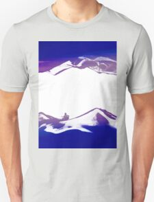 Purple Song of isolation T-Shirt